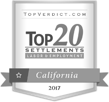 Top Verdict - Top California Attorney 2017
