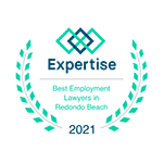 Best Employment Lawyers in Redondo Beach 2021 Expertise Badge